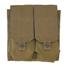 Tacprogear P-DRM1-CT Coyote Tan Double Rifle Mag Pouch