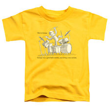 Curious George This Is George Little Boys Toddler Shirt
