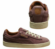 Puma Alexander McQueen AMQ Suede Unisex Mens Womens Trainers Low Shoes