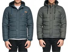 Elwood Men's Interstate Puffer Jacket Charcoal or Navy Marle BNWT 40% OFF