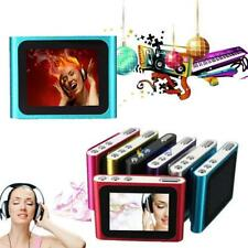 """6TH GENERATION MP3 MP4 MUSIC MEDIA PLAYER FM Games Movie 1.8"""" LCD SCREEN NEW"""