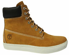 Timberland Earthkeepers EK Newmarket 6 Inch Cupsole Mens Boots Wheat