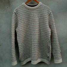 Norsk Jumper by Tails 1979 - Crew Neck Norwegian Sweater - Made in Norway