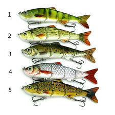 Fishing Lures Hooks Bass Tackle Crankbaits Minnow Crank Bait Sinking Popper CH8