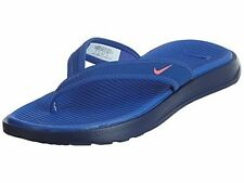 NEW NIKE Ultra Celso Women's Sandals Thong Flip Flops in Blue Sz 6, 7, 8, 9