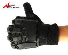 Military Outdoor Tactical Assault Cycling Full Finger Gloves Airsoft Hunting