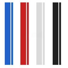 1x 6'' Hood Stripe Auto Graphic Decal Vinyl Car Truck Body Racing Stripe New