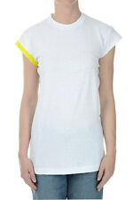 DSQUARED2 Dsquared² Women Short Sleeve T-shirt with Application Made in Italy