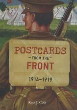 Military Postcards From The Western Front Battlefields WWI Era 1914-1919