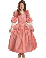 Child's Girls Deluxe Pirates Of The Caribbean 5 Carina Dress Costume