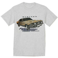 Ford Mustang t-shirt ford horse power mustang pony decal tee shirt for men