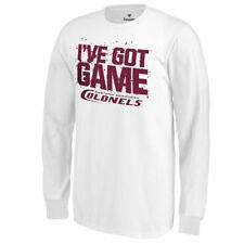 Eastern Kentucky Colonels Youth White Got Game Long Sleeve T-Shirt - College