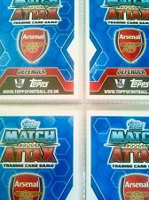 MATCH ATTAX 13/14 FULL TEAM SETS 19 CARDS MINT CONDITION INC MANAGER SHINEYS