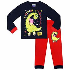 George Pig Pyjamas | Boys Peppa Pig George Pig PJs | Kids George Pig Pyjama Set