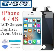 For iPhone 4 / 4S Replacement LCD Digitizer Front Screen Display Assembly Panel