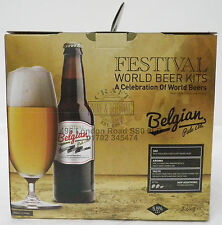 Festival Ale Kits Belgian Pale Ale 5.5% abv Homebrew Beer Kit Makes 40 Pints