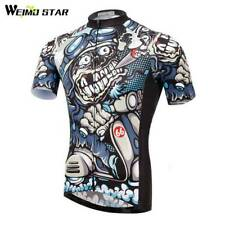 Weimostar Summer Men Cycling Jersey Bicycle T-Shirt Cycling Clothing Wear