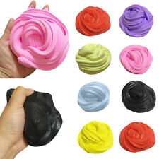 Fluffy Floam Slime Scented Stress Relief No Borax Kids Toy Sludge Toy Reliever