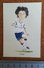 CARICATURE Footballer football card Bolton Wanderers - VARIOUS