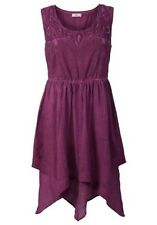 SUMMER DRESS WITH LACE BERRY JOE BROWNS SIZE 40 42 46 48 52 54 56 58 NEW