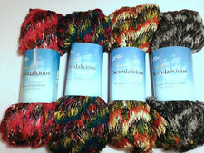 Plymouth Brand Italian Collection Scandalicious100g Wool Blend Yarn Knit Crochet