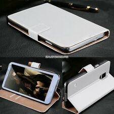 Wallet Card Holder Leather Flip Pouch Case Cover For iPhone 4/4S 5/5S 6 EN24H01