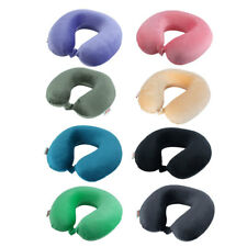 Travel Foam Filled Neck Protector Soft U Shape Support Cushion Car Head Pillow