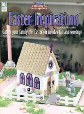 Easter Inspirations, Easy Holiday Centerpieces plastic canvas patterns