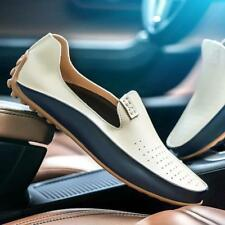 Men Driving Moccasin Loafer Casual Comfy Slip-on Soft Shoes Fashion Breathable 9