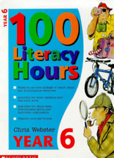 100 Literacy Hours: Year 6 (One hundred literacy hours), Chris Webster, Used; Go