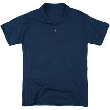Sons Of Anarchy Reaper Crew (Back Print) Mens Polo Shirt Navy