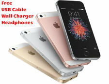 Apple iPhone SE - 16GB -  (Sprint) Smartphone, Rose Gold, Gray, Gold CLEAN IMEI