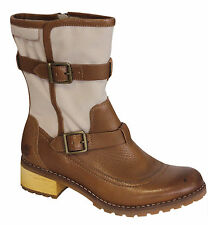 Timberland Earthkeepers Apley Mid Womens Zip Up Boots 3839R U79