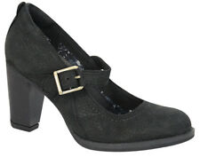 Timberland Earthkeepers Stratham Heights Strap Up Womens Shoes Black 8558R U76