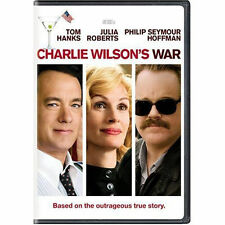 Charlie Wilson's War + (DVD) BRAND NEW IN SHRINKWRAP!