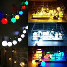 Traditional Look Battery USB Operated Led Bulbs Fairy String Lights Christmas