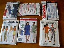 Women Misses uncut sewing pattern sizes PT XXS XS S M L XL   You Pick
