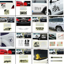 Personality Multi Pattern Car Stickers Vinyl/Metal Decal For Decal Truck Decor