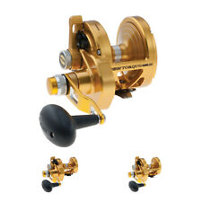 PENN Fishing Torque Lever Drag 2 Speed Conventional Reel