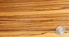 """Zebrawood / boards lumber 1/2 or 3/4  surface 4 sides 48"""""""