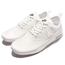 Wmns Nike Air Max Thea Ultra PRM Summit White Womens Running Shoes 848279-100