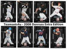 2008 Donruss Elite Edition Baseball Set ** Pick Your Team **