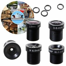 2.8mm 3.6mm 6.0mm 8.0mm IR Board Lens for Security IP Camera Board Mounted Lens