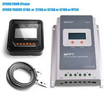 solar 10A 20A 30A 40A MPPT Solar Panel Charge Controller Regulator OR MT50 BB