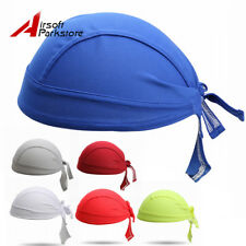 Bike Bicycle Cycling Hat Cap Running Bandana Headband Pirate Beanie Headwear