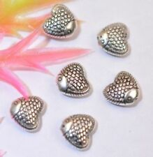 FREE SHIP 40pcs Tibet Silver Nice fish Spacer Bead 9.8x8.7MM F1030