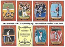 2013 Topps Gypsy Queen Glove Stories Baseball Set ** Pick Your Team **