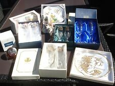 50th Anniversary Golden Wedding Gifts China Glass Pottery Momentoes Giftware