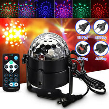 Mini Projector DJ Disco Light Stage RGB Party Laser Lighting Show Chrismas stock