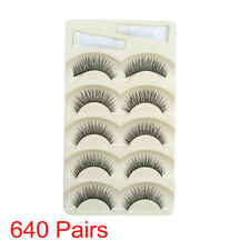 640 Pairs Invisible Double Eyelid Sticker Adhesive Tape Makeup Cosmetic Tool